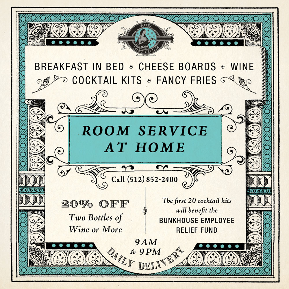 Poster for Room Service at Home